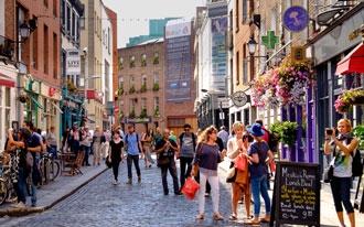 קניות בדבלין