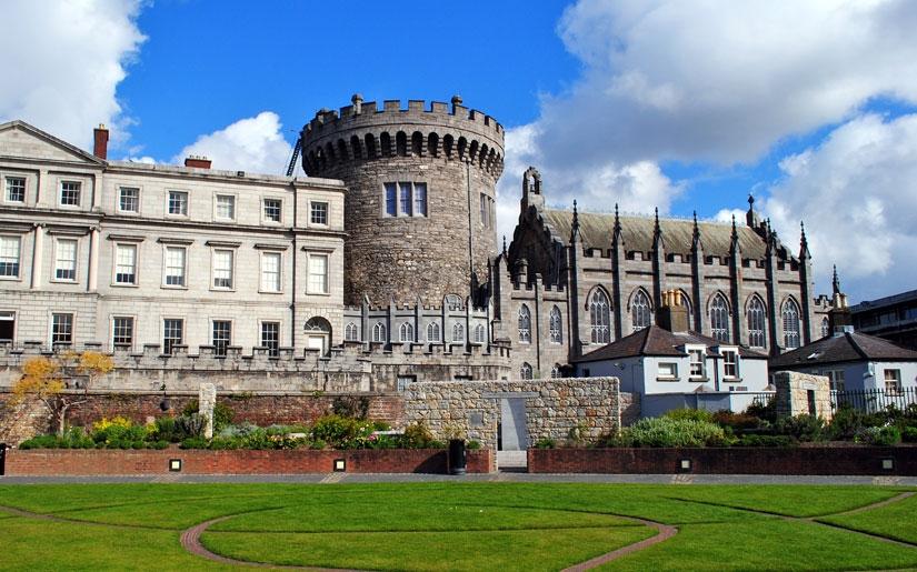 טירת דבלין - Dublin Castle