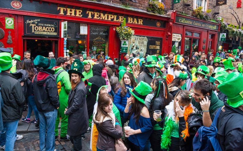 פסטיבל הבירה והויסקי - Irish Beer and Whiskey Festival
