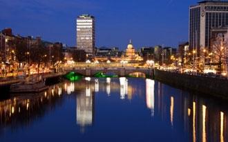 מלון בדבלין